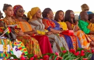 Photos Of Wives And Daughters Of The New Ghanaian President & VP